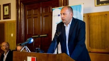 Gradonačelnik Pazina Renato Krulčić