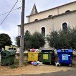 KAŠTELIR - centar smeće škovace krcati kontejneri