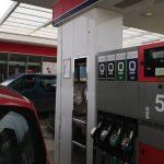 benzinska postaja crpka
