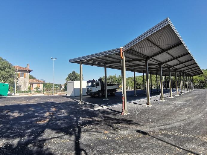 VRSAR: Pri kraju reciklažno dvorište u Gradini - Uskoro tehnički pregled