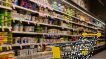 trgovina supermarket hrana