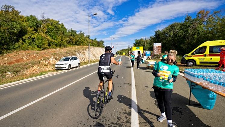 triatlon poreč 2021. volonteri