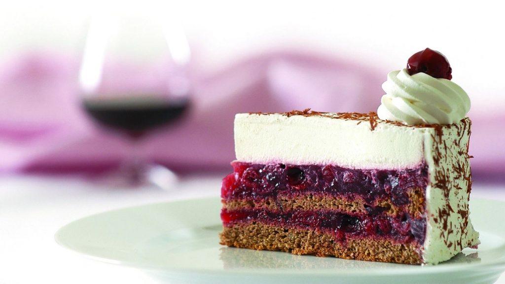 kolač torta desert