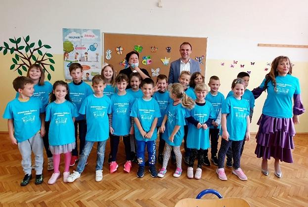 Osnovna škola Poreč prvašići