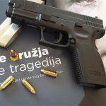 pištolj oružje policija mup