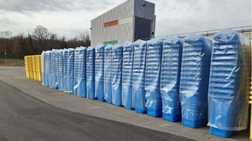spremnici kontejneri usluga