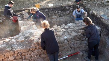monte ricco vrsar istraživanje arheološko