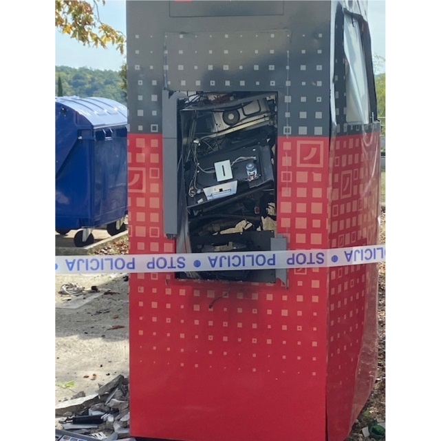 eksplozija bankomata u tinjanu foto Mario Anthony Jakus