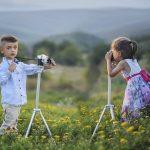 dječja igra djeca ilustracija