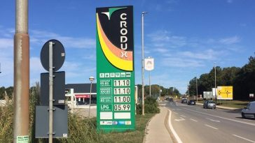 benzinska postaja crpka crodux poreč foto ivica jurković 16-10-2021