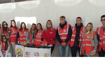 Crveni križ Poreč - Volonteri u akciji za pomoć potrebitima