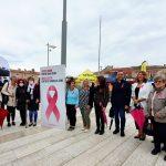 poreč obilježen da borbe protiv raka dojke