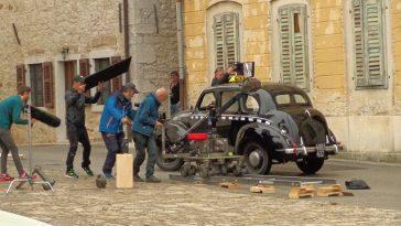 film vižinada austrijski film se snimao