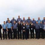 listopad 2021. Obuka graničnih policajaca u Valbandonu
