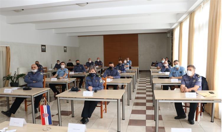 granična policija obuka valbandon mup 2021