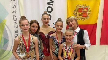 klub ritmičke gimnastike galatea funtana