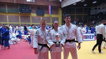 istarski borac pula judo klub tri zlatne medalje