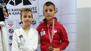 karate klub finida poreč