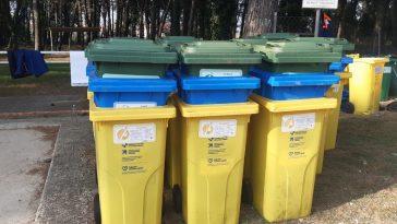 kontejneri spremnici za selektivni otpad usluga poreč