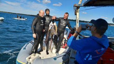 novigrad ekipno državno prvenstvo podvodni ribolov ribe srk erik radin