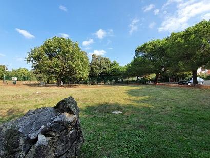 Vau park za pse na porečkoj Finidi - Dovršeno preuređenje - Foto Grad Poreč