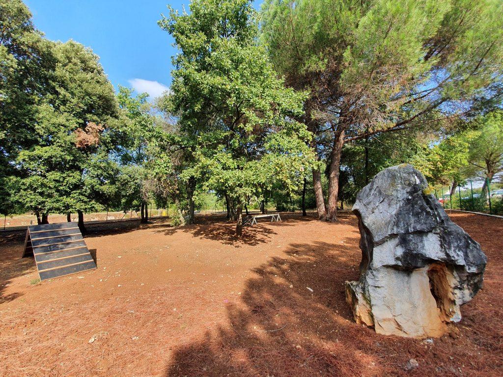 Vau park za pse na Finidi - Dovršeno preuređenje - Foto Grad Poreč