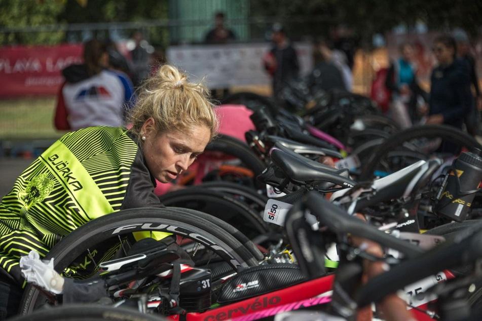 željka šaban pobjednica triatlon poreč 2021