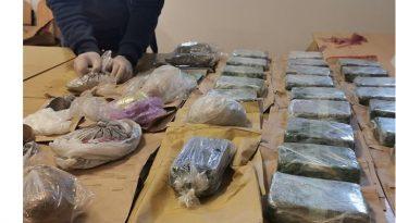 Zapljena heroine i droga presica policija istarska pazin 16-10-2021