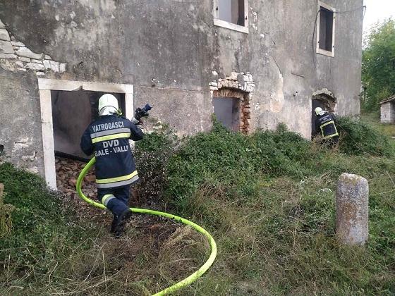 požar stancija bembo bale rovinj vatrogasci