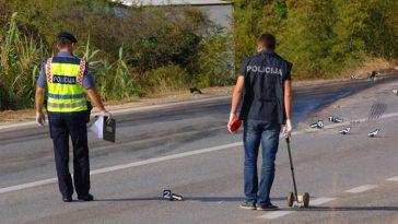 prometna nesreća policija