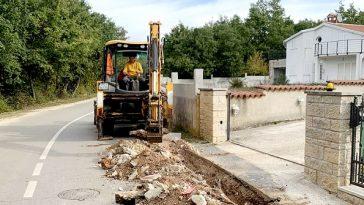 gradnja javne rasvjete radovi komunalni grad poreč