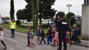 policija umag mup posjet vrtić
