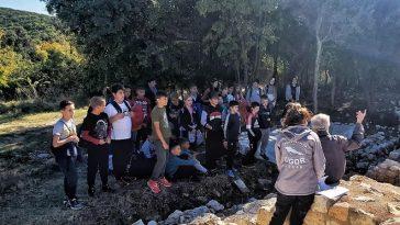 arheološko nalazište monte ricco vrsar učenici škola listopad 2021