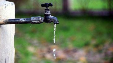 špina voda